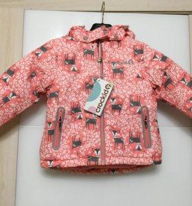 Зимняя куртка Crockid новая