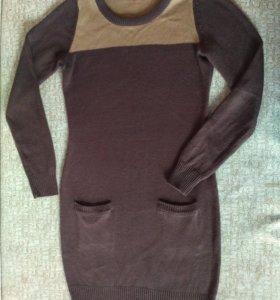 Теплое платье OSTIN