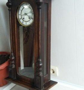 Настенные часы старинные