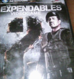 THE EXPENDABLES VIDEOGAME