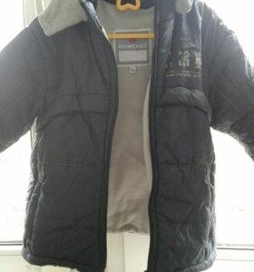Куртка детская 110-116 см