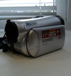 Видекамера  Panasonic NV-GS57