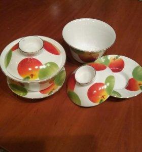 Чайные чашки-гайвань