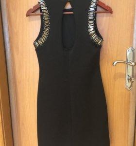 Чёрные платье