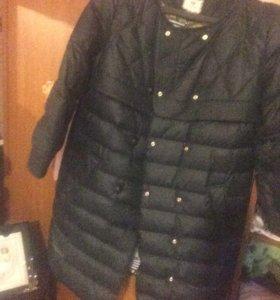 Куртка--осень-зима