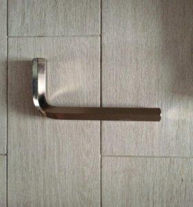 Шестигранный ключ 27 мм