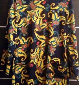 Туника платье костюм весна для беременных 50 52 54