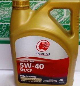 Моторное синтетическое масло