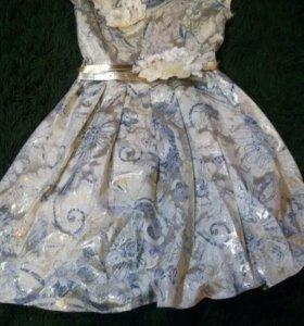 Продается платье вечернее, на рост 146