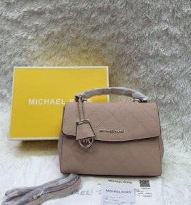 Michael Kors женская сумка клатч. Майкл корс КОЖА
