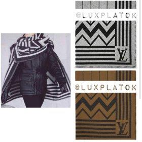 Платок-плед Louis Vuitton