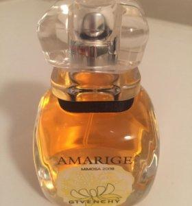Givenchi Amarige 60мл парфюм