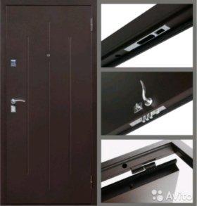 Входная дверь в дом с установкой Стройгост 7.2 М/М