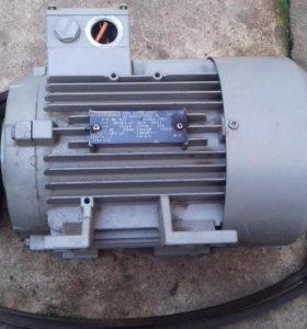 Вентиляционный двигатель