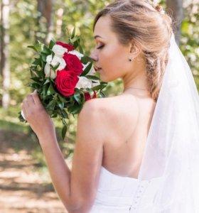 Свадебный фотограф + Визажист