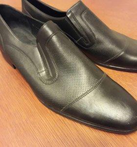 Туфли мужские Р-45.натуральная кожа.