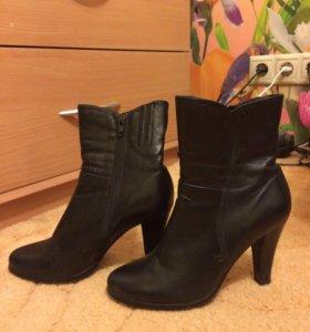 Ботинки осенние 34 размер