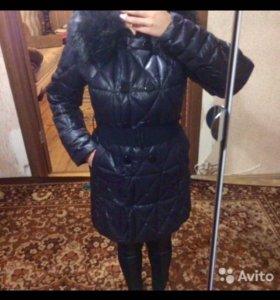 Пуховик зимний(новый)