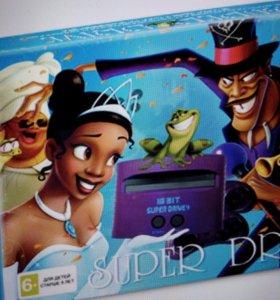Игровая приставка Sega Super Drive Princess(50-in-
