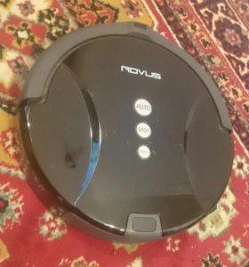 Робот-пылесос Rovus S560
