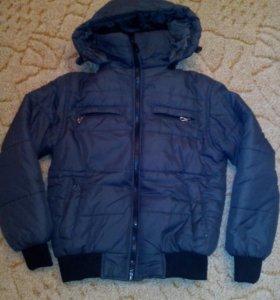 Куртка зимняя для иальчика