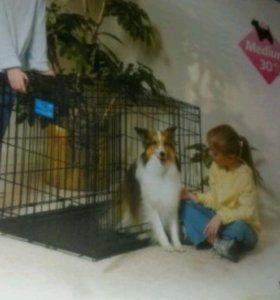 Клетка для домашних животных