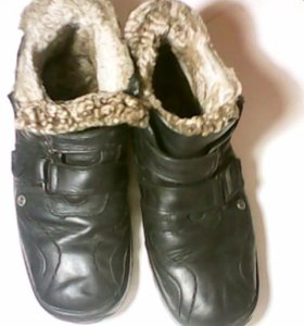 Ботинки зимние д/мальчика