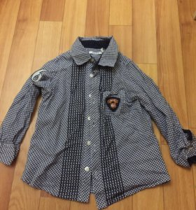Рубашка от бренда IKKS, 86 р