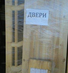 Двери банные и межкомнатные