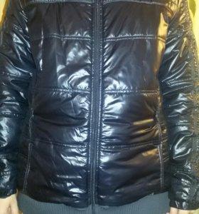 Продаю мужскую куртку адидас