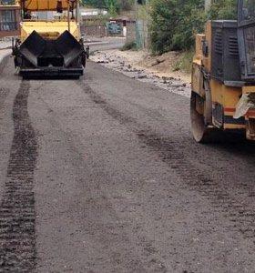 Дорожное строительстово