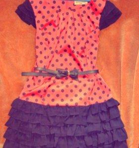 Платье.Размер-(42-44)