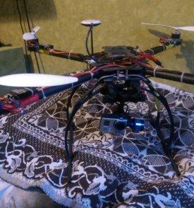 Срочно! Профессиональный Квадрокоптер  Tarot 650