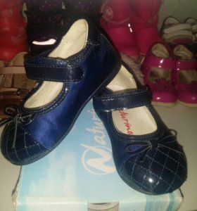 Naturino бренд  итальянские туфельки