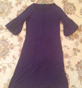 Платье трикотажное Benetton