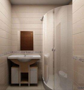 Кухня, ванная, туалет пластиковыми панелями