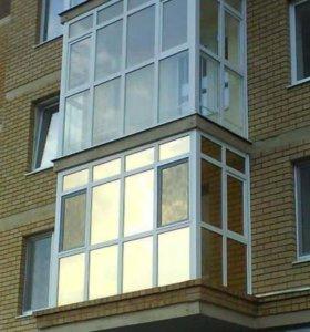 Балконы, лоджии, окна,двери