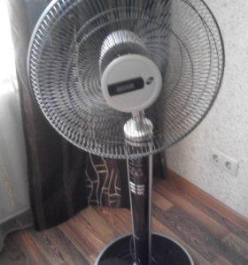 Вентилятор , с пультом.