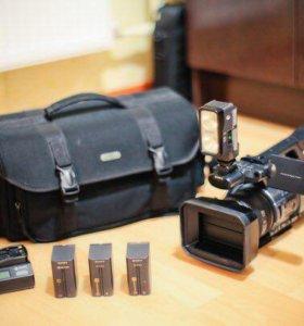 Камера Sony VX2200e