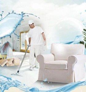 Химчистка мягкой мебели и ковров с выездом на дом.