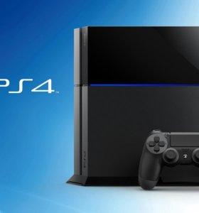 Sony Playstation 4 + 11 Игр