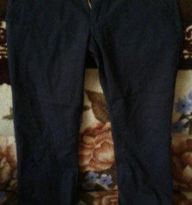 Джинсовые брюки-стрейч на подростка