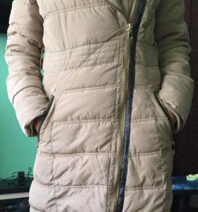 Зимнее пальто обмен