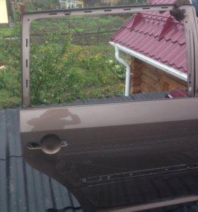 Дверь задняя правая Volkswagen Touareg