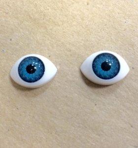 Глаза глазки для кукол