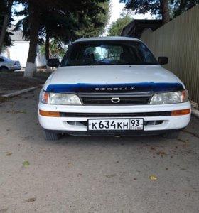 Тойота Corolla 97г.