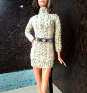 Платье на куклу