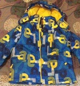 Куртка зим.р.122