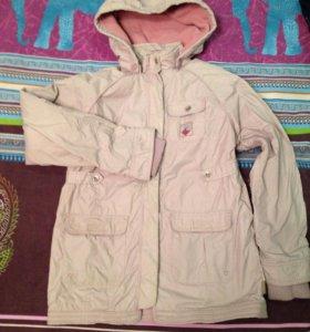 Куртка на флисе Ohara