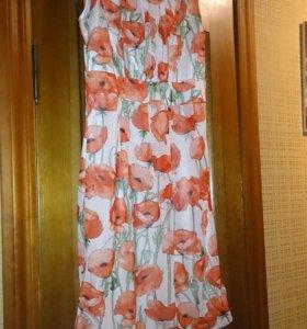 Платье,  состояние отличное!!